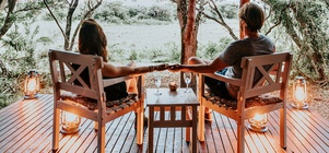 Valentines Bush and Beach Safari Breakaway Offer (Less 42%)